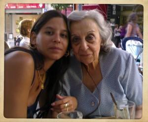 Abuela y yo