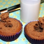 Cupcakes de torrijas