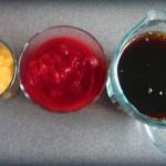 Ingredientes de salsa barbacoa casera