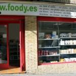 Entrada a Foody