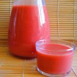 Gazpacho andaluz suave