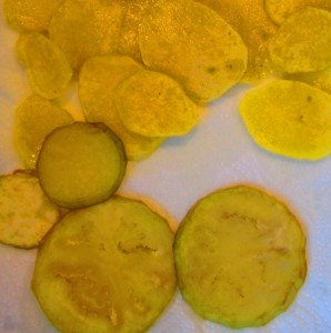 Paso 2 - Verduras Moussaka