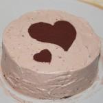 minitarta de chocolate