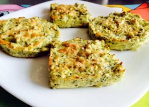 tartaletas brocoli