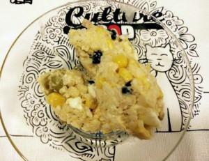 Ensaladilla de arroz individual