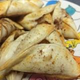 Empanadillas dulces de higo