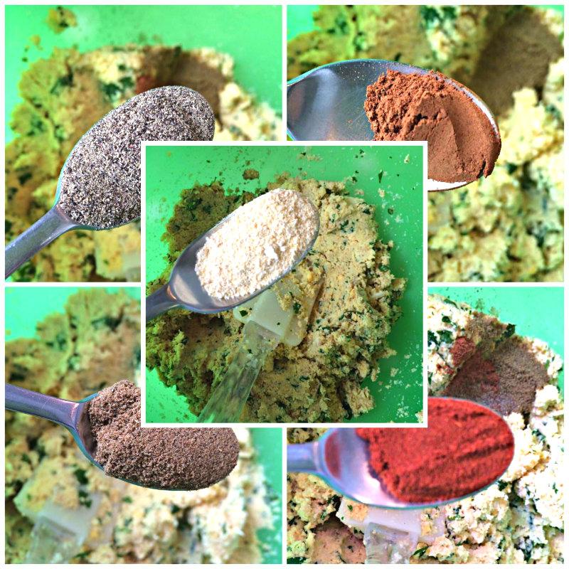 especias falafel
