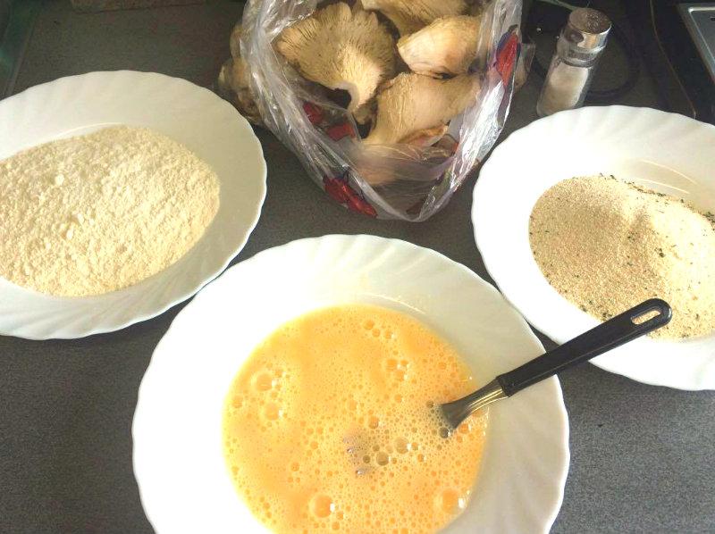 Preparación para el empanado