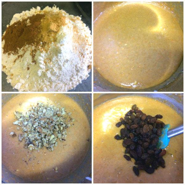 preparación-de-la-masa-del-bizcocho-de-calabaza