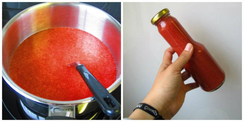 salsa de fresas de lepe
