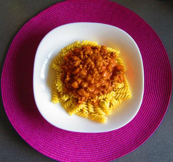 Pasta-bolonesa