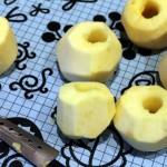 Pelar manzanas